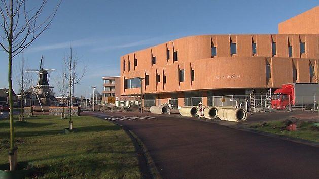 Cultuurhuis De Klinker nadert voltooiing - Stichting Het Winschoter Stadsjournaal