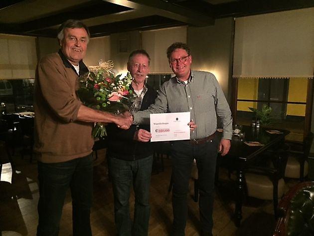Heerenzitting doet donatie - Stichting Het Winschoter Stadsjournaal