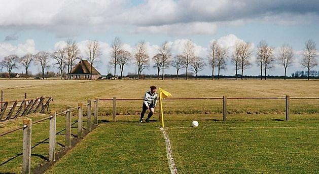 De bal is rond - Stichting Het Winschoter Stadsjournaal