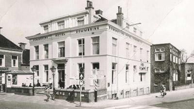 Brand Dommering 50 jaar geleden - Stichting Het Winschoter Stadsjournaal
