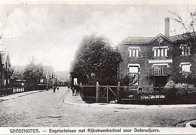 Rijkskweekschool Winschoten - Stichting Het Winschoter Stadsjournaal