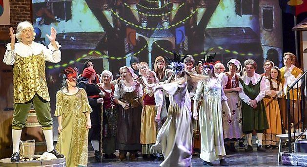 Operettevereniging Veendam-Wildervank - Stichting Het Winschoter Stadsjournaal