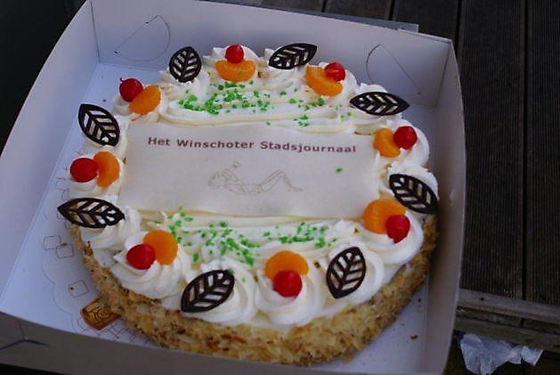 Boekhandel Nieborg: Bedankt - Stichting Het Winschoter Stadsjournaal