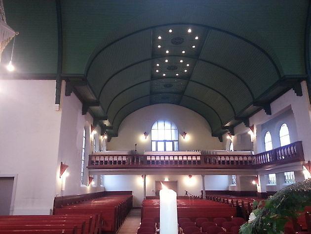 Laatste kerkdienst PGW in Vennekerk - Stichting Het Winschoter Stadsjournaal
