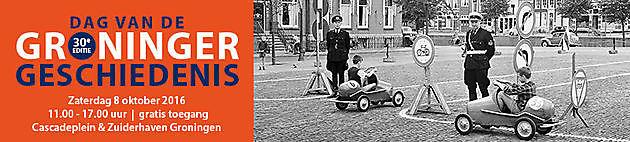 Dag van de Groninger geschiedenis - Stichting Het Winschoter Stadsjournaal