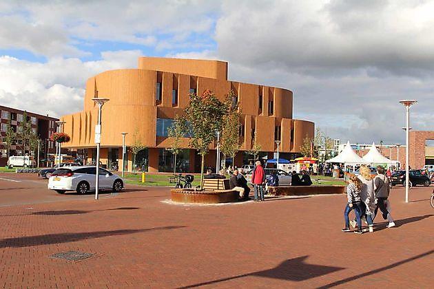 Stadsjournaal bij de 1e UIT markt Klinker - Stichting Het Winschoter Stadsjournaal