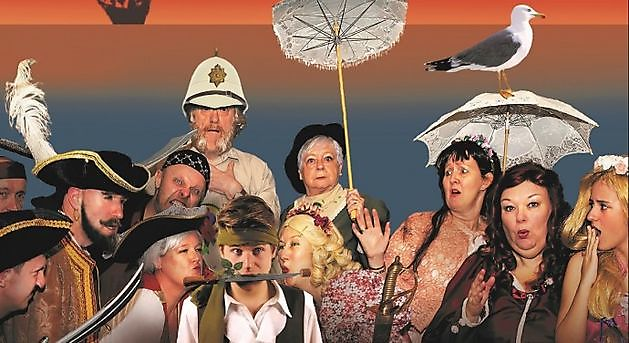The Pirates of Penzance - Stichting Het Winschoter Stadsjournaal