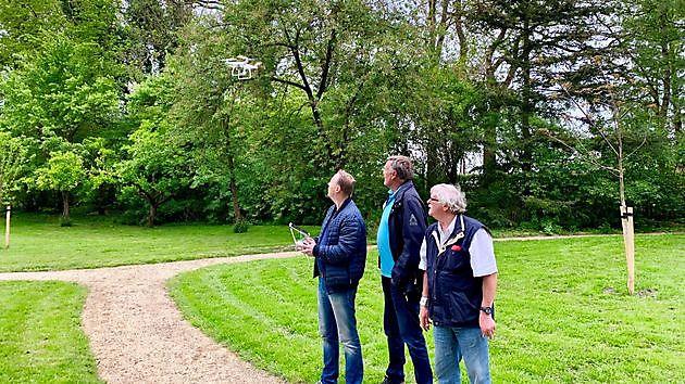 Drone vliegen - Stichting Het Winschoter Stadsjournaal