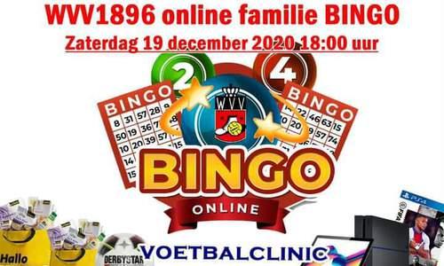 Eindejaars bingo WVV - Stichting Het Winschoter Stadsjournaal