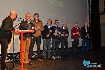Laatste avond met Leo Hegge van De Klinker Stichting Het Winschoter Stadsjournaal