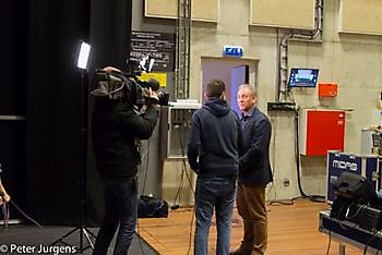 Back stage Stichting Het Winschoter Stadsjournaal