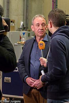 Daarna is Robert Jalink aan de beurt Stichting Het Winschoter Stadsjournaal