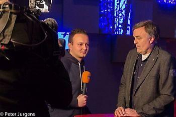 Jan Witter geinterviewd door Mario Miskovic van RTV Noord Stichting Het Winschoter Stadsjournaal