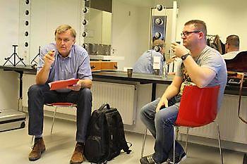 Het Winschoter Stadsjournaal filmt opening Cultuurhuis De Klinker Stichting Het Winschoter Stadsjournaal