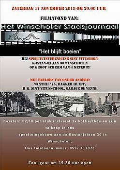 Reisbioscoop Stichting Het Winschoter Stadsjournaal