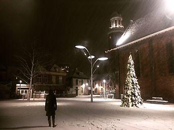 Winteravond van het korte verhaal Stichting Het Winschoter Stadsjournaal