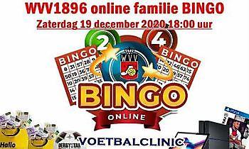 Eindejaars bingo WVV Stichting Het Winschoter Stadsjournaal